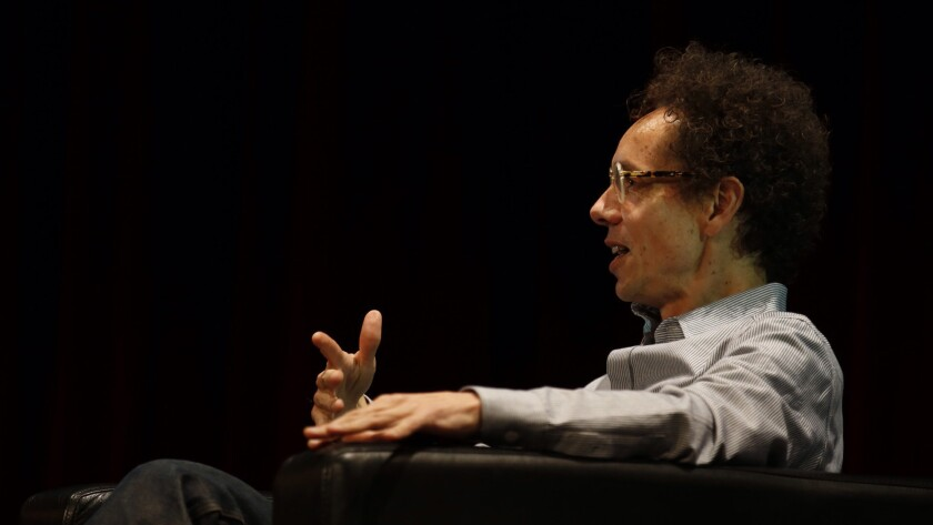 Malcolm Gladwell's new book is 'Talking to Strangers'