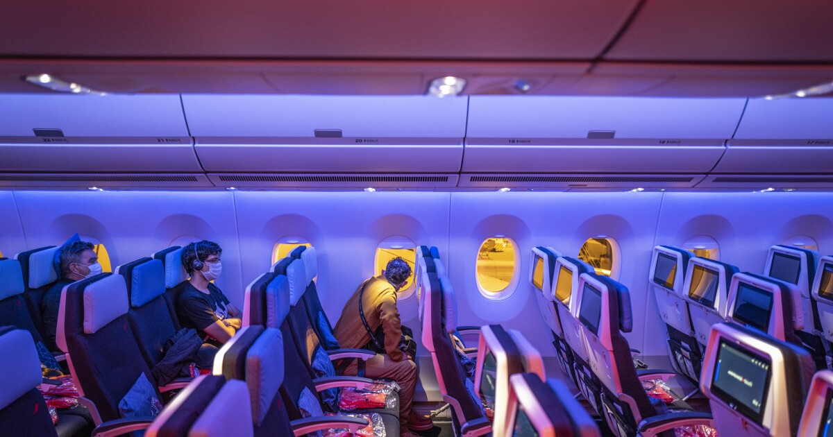 Don't want to wear a mask on the plane? Too bad. Airlines now will require it