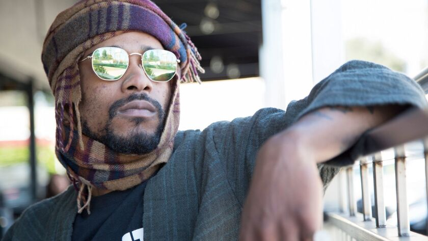 """Before becoming an actor, Lakeith Stanfield worked in a marijuana grow house and was a runway model. He stars on the TV show """"Atlanta."""""""