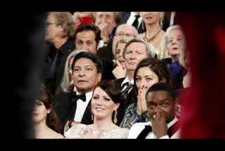 How L.A. Times photographer Al Seib captured a surreal Oscar moment