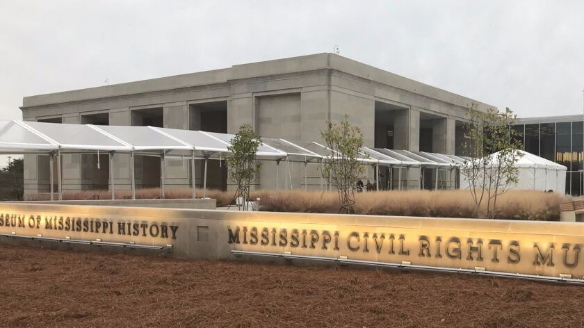 The Mississippi Museum of Civil Rights in Jackson. Four years after it broke ground and nearly two d