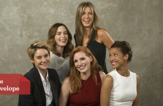 'Hollywood Sessions': Five lead actresses discuss their craft [full video]