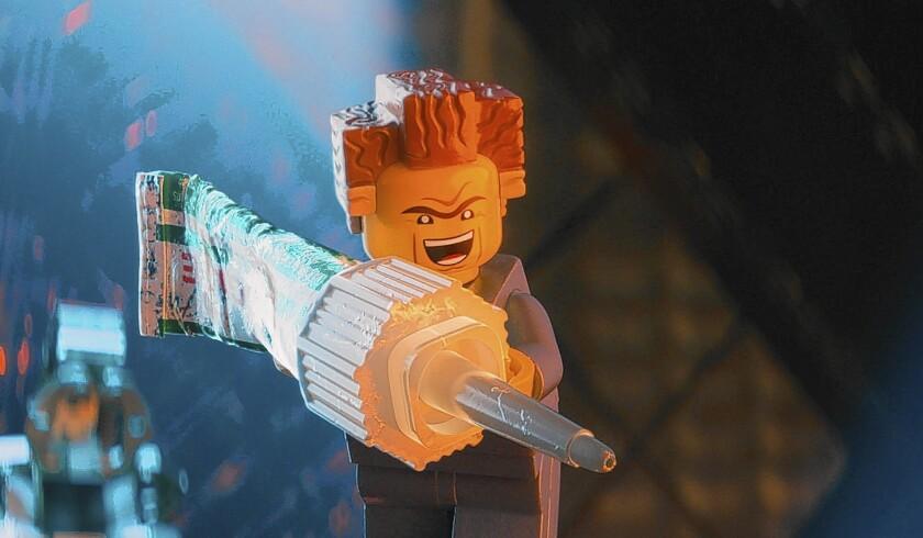 'The Lego Movie'