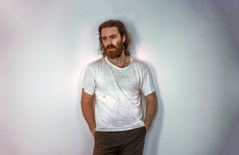 Nick Murphy formerly known as Chet Faker. (Courtesy photo Philistine DSGN)