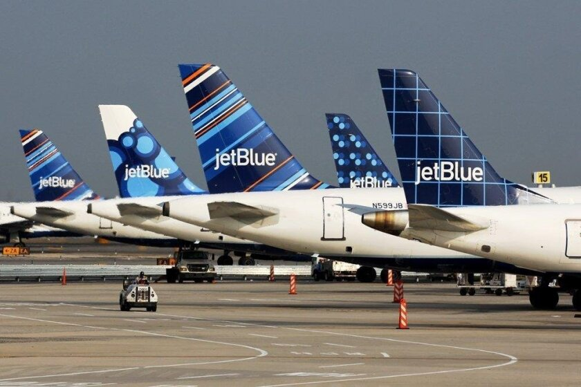 JetBlue will start new nonstop service between San Diego and Fort Lauderdale in June.