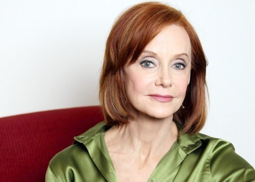 Swoosie Kurtz picks herself up off cutting-room floor