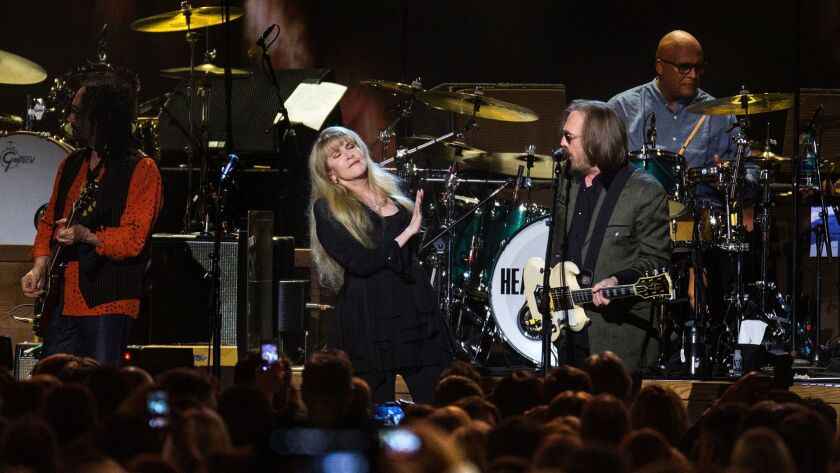 Stevie Nicks with Tom Petty & the Heartbreakers