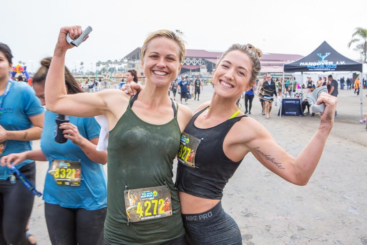 Del Mar Mud Run 5K