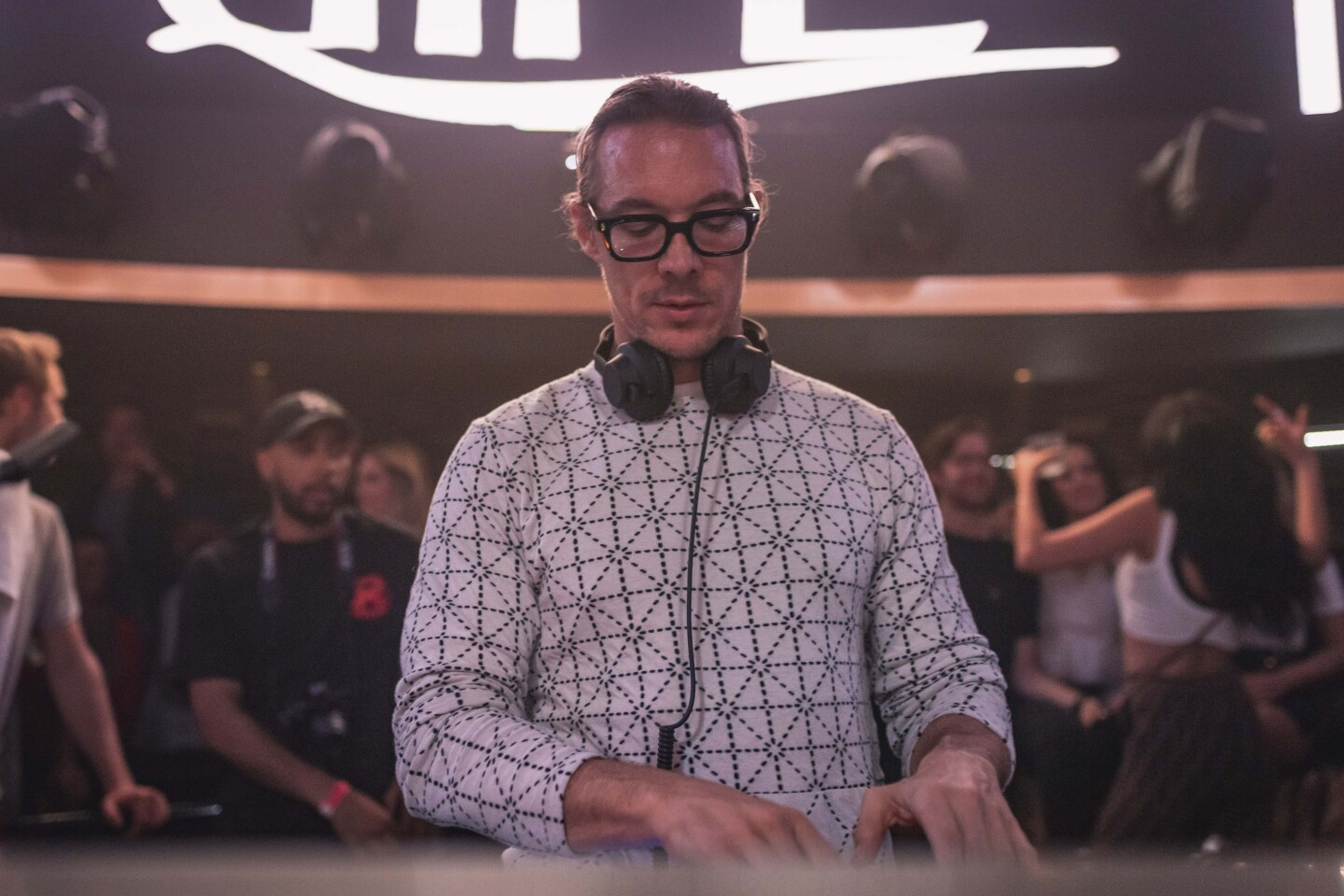 Mega producer and DJ Diplo showed San Diego some love at OMNIA Nightclub in the Gaslamp on Friday, May 24, 2019.