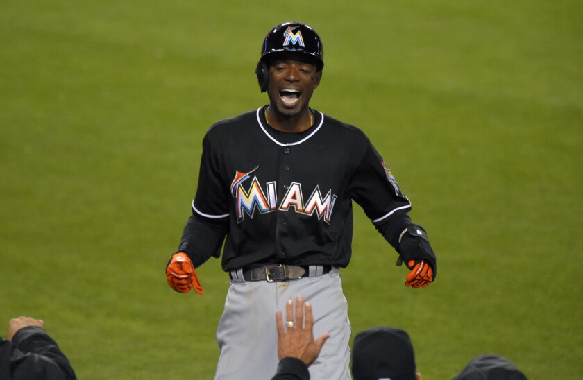 info for aacd4 38856 Dee Gordon, Don Mattingly and Dodgers weigh in on Marlins ...