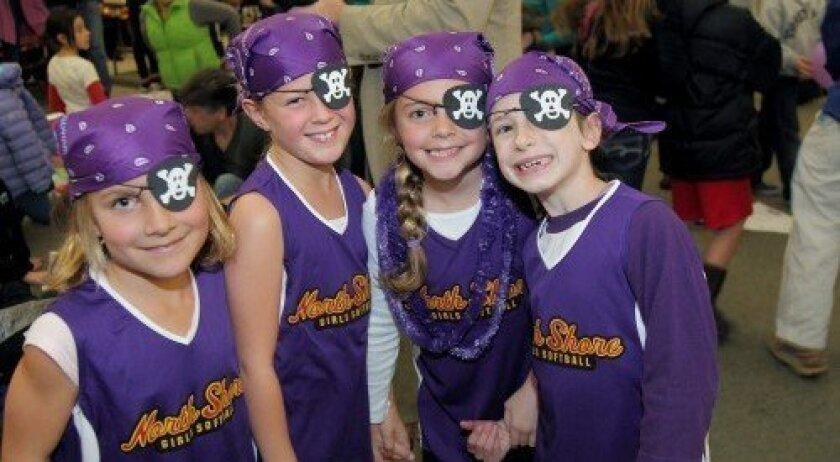 The Purple Pirates
