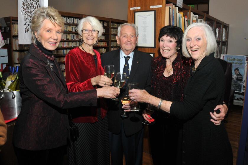 Garna Muller, Dori Robbins, Max Gurney, Ginnny Black, Ann Craig