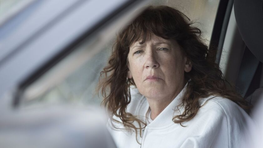 """Ann Dowd as Patti Levin in a Season 2 episode of """"The Leftovers."""""""