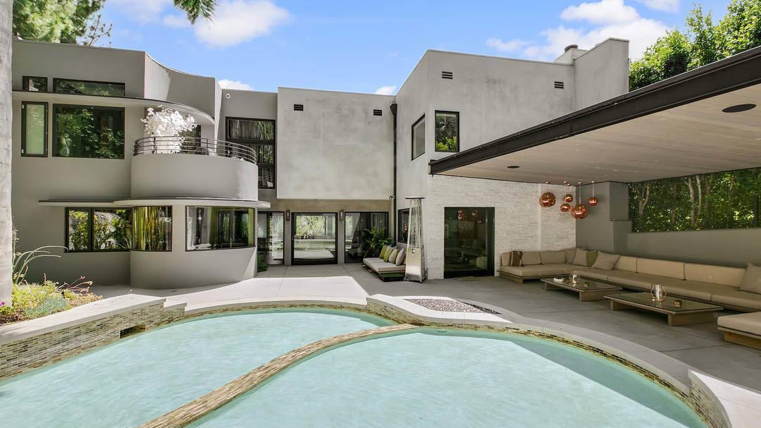 Adam Lambert's home in Hollywood Hills West | Hot Property