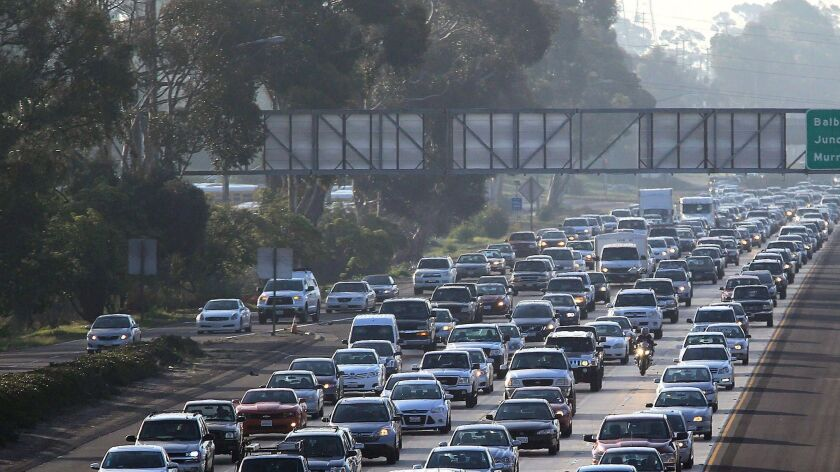 New carpool lanes will open on Interstate 805 later this month.