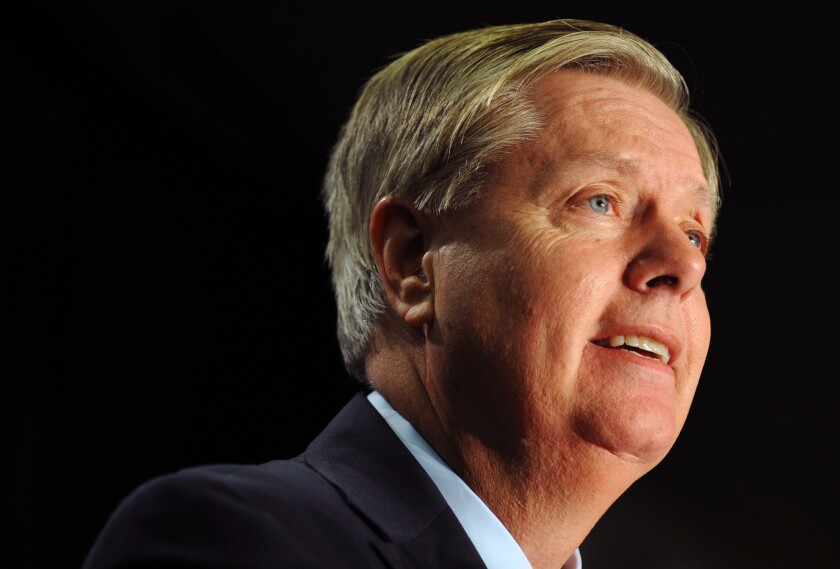 Sen. Lindsey Graham takes aim at his GOP colleagues for issuing a report that largely absolved the Obama administration for its handling of the deadly attack on the consulate in Benghazi.
