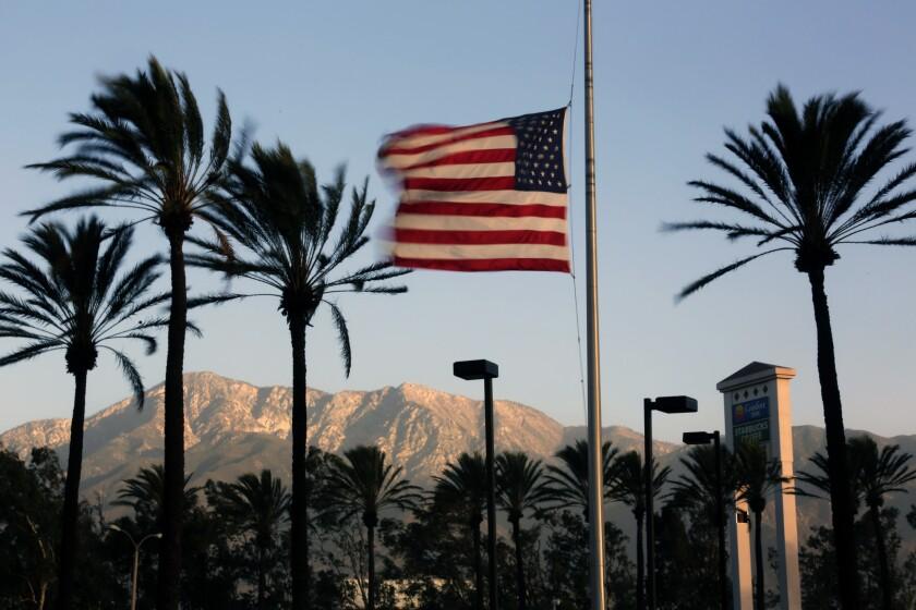 Santa Ana winds could warm up SoCal's February