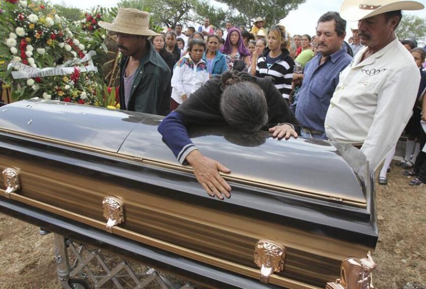 Las autoridades mexicanas lograron hoy la captura de un jefe regional del cártel de Los Zetas vinculado al asesinato de 72 migrantes ocurrido en 2010 en San Fernando, en el nororiental estado de Tamaulipas, informó la Policía Federal. EFE/ARCHIVO