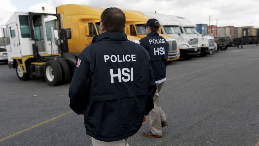 Homeland Security Investigations, an arm of ICE, is increasingly targeting employers suspected of hiring workers in the country illegally.