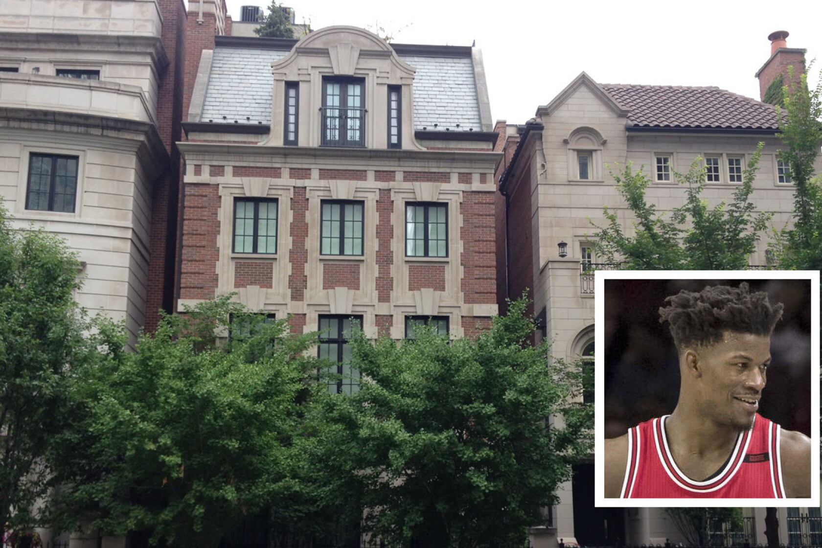 Ex Bull Jimmy Butler S River North Mansion Under Contract The San Diego Union Tribune