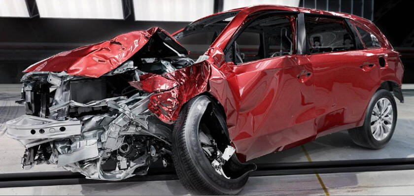 Honda Motors, in conjunction with software designer 3DXcite, has developed technology that enables crash test engineers to simulate accidents with unprecedented detail and accuracy.