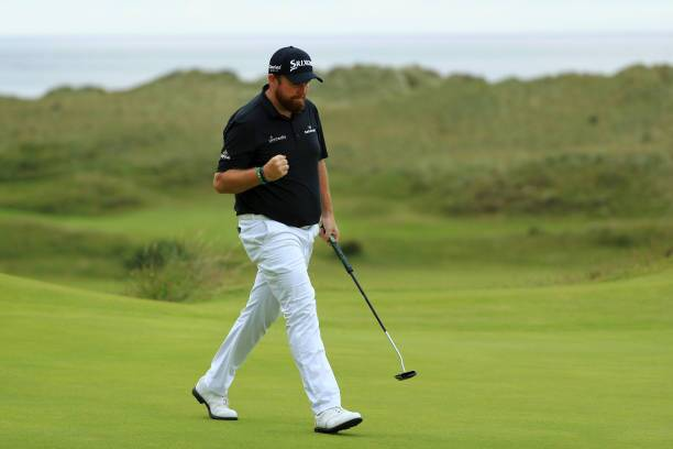 British Open: Shane Lowry wins first major title with victory
