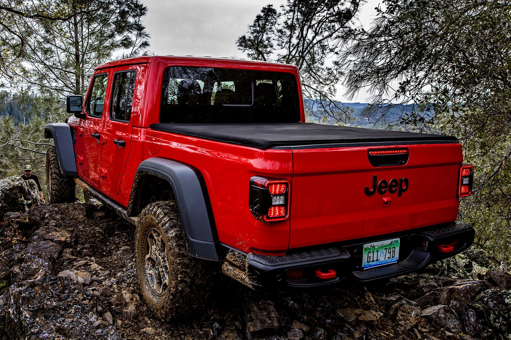 The 2020 Jeep Gladiator is a beastly pickup truck that's