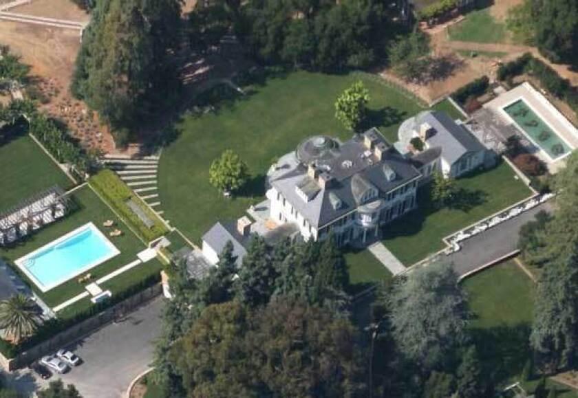 Woodside estate sells for $117.5 million