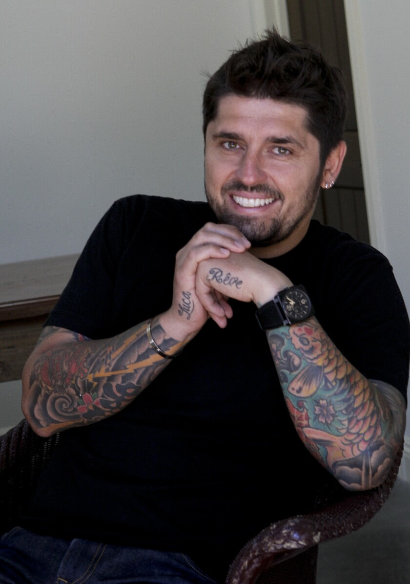 Ludo Lefebvre and more at Los Angeles Times Festival of Books 2013