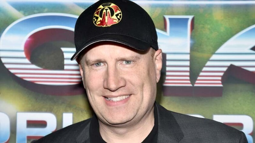 """Everybody has a different definition of risk, I guess,"" Marvel chief creative officer Kevin Feige said in a podcast."