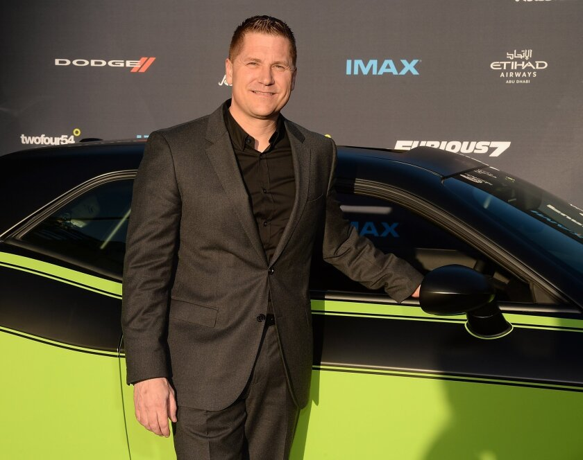 Furious 7 Los Angeles Premiere Sponsored by Dodge