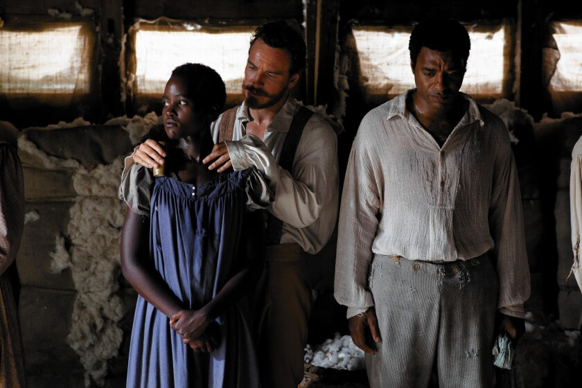 "Lupita Nyong'o, a relative unknown, proved herself in a gruelling audition process to get the role as Patsey in ""12 Years a Slave."""