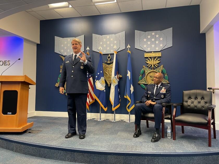 Major General John Tree