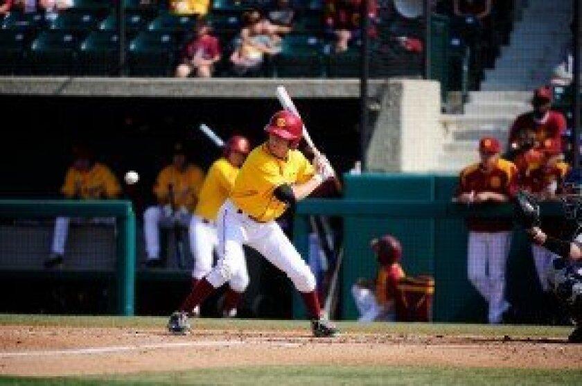 TPHS alum Garrett Stubbs' dream came true when USC came calling.Photo/Pierson Clair
