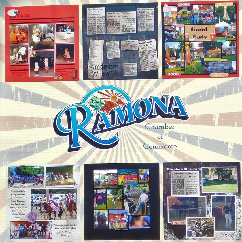 Το Εμπορικό Επιμελητήριο της Ραμόνα παρουσίασε μια πλακέτα που θυμίζει την ιστορία και τις δραστηριότητες της Έκθεσης της Εξοχής.