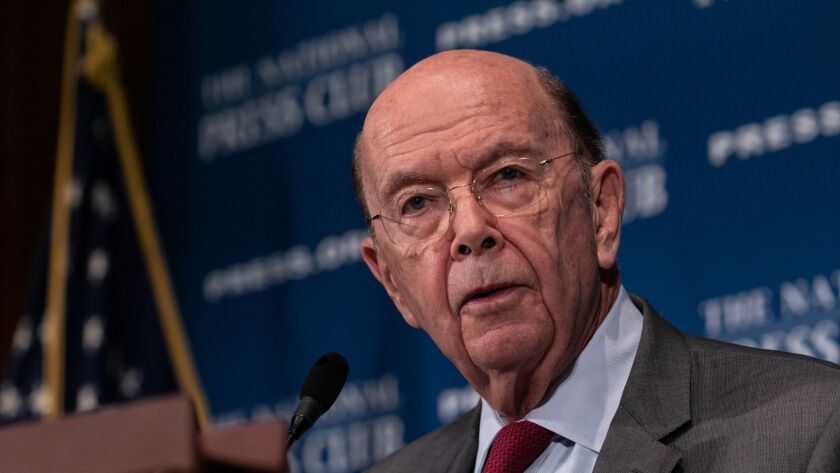 Trump administration may face federal court date over census immigration question
