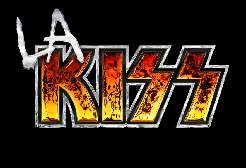 """The LA KISS is a new Arena Football League team that will begin play in 2014. Co-owner Gene Simmons says attending a game """"will be similar to a live KISS show, with thrilling, heart-pounding action."""""""