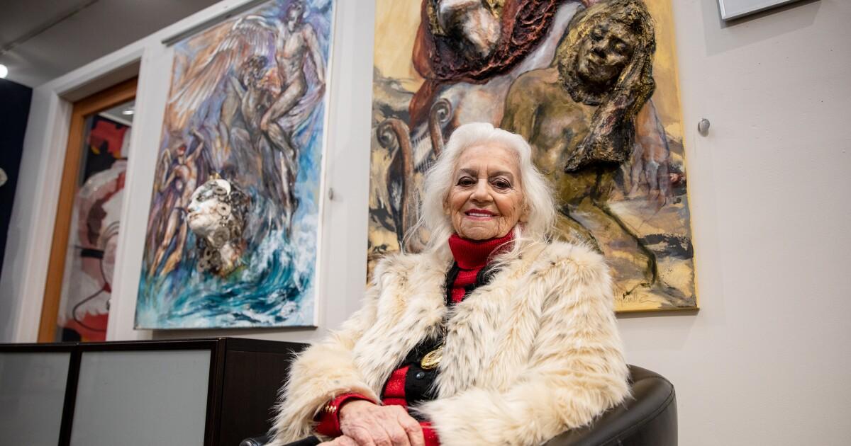 Column: Child prodigy broke barriers for women in the art world