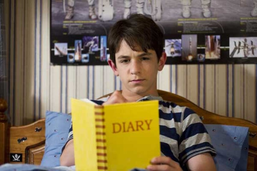 Saturday S Tv Highlights Diary Of A Wimpy Kid Dog Days On Hbo Los Angeles Times