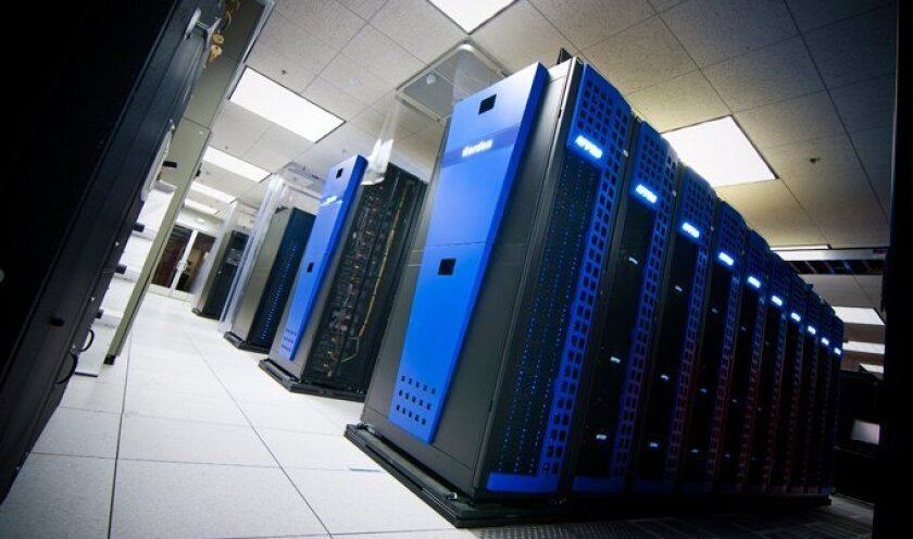 The $20 million Gordon supercomputer could easily store 300,000 movies, or three times the catalog of Netflix.