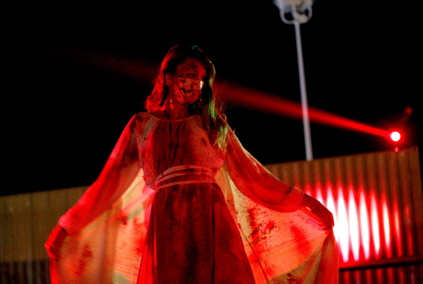 Oc Halloween Events 2020 Drive through haunt at Orange County fairgrounds may save