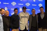 Manny Machado introduced at press conference
