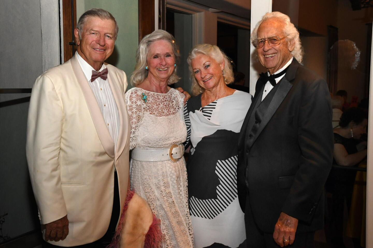 SummerFest gala guests have fond farewell for retiring music director