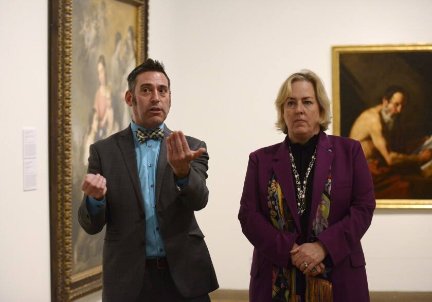 Minneapolis Art Museum-Director