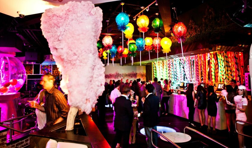 Fluxx in downtown San Diego made was among the top revenue-producing nightclubs in the U.S. in 2012.
