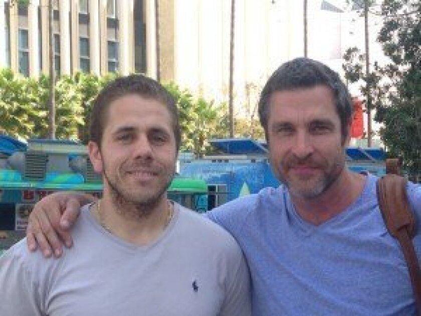 Chase Mohseni and Ben Reed Courtesy photo