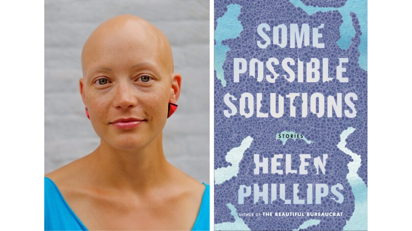 Helen Philips and her book 'Some Possible Solutions'