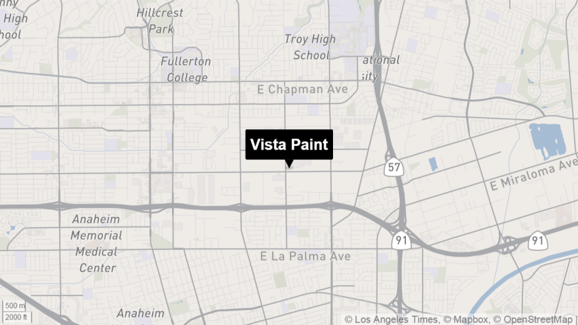 Fullerton paint company to pay nearly $1 million in worker's