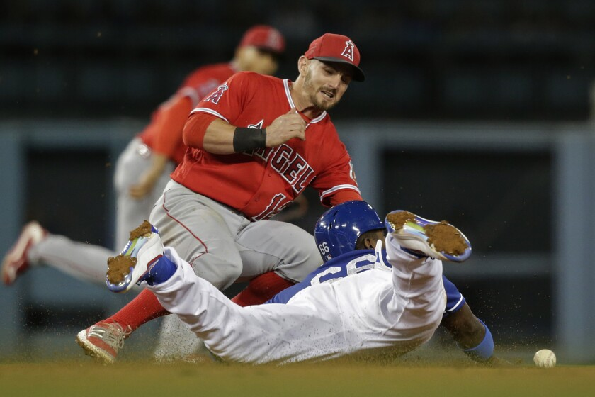 Bats and bullpen falter in Angels' 3-2, 12-inning loss to the Twins