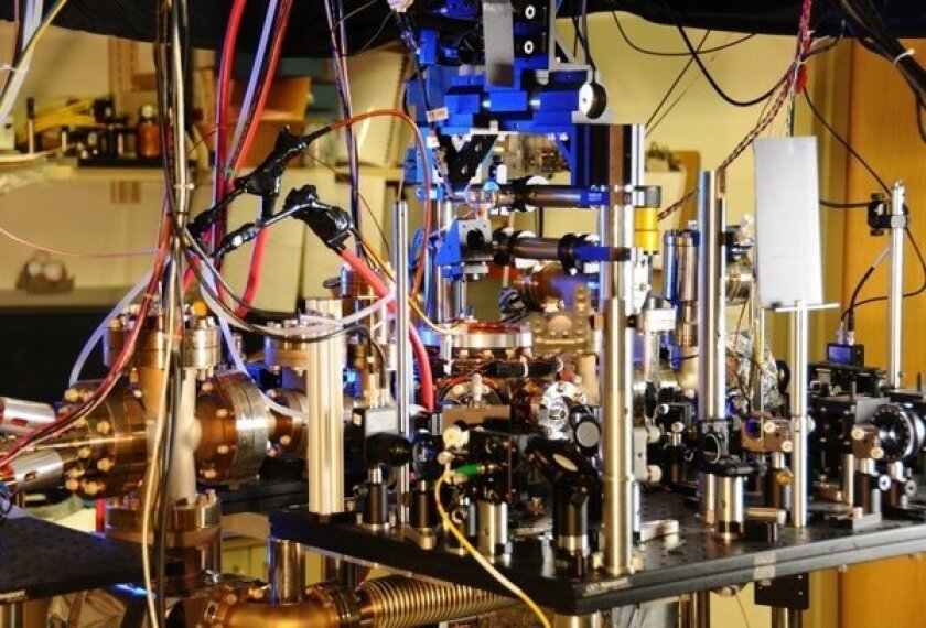 Atomic clocks at the National Institute of Standards and Technology in Colorado have set a record for stability, scientists reported Thursday. Next, scientists will begin to measure the clocks' accuracy in keeping time.